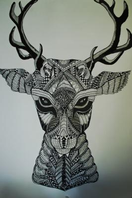 Lena Deli. Deer