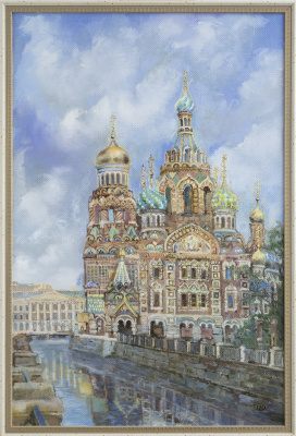 """""""Cathedral of the Savior on Spilled Blood"""""""