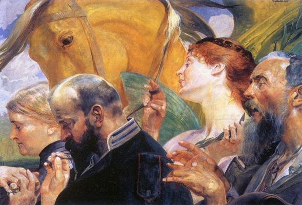 Jacek Malchevsky. Law, Fatherland, Art (Fragment)