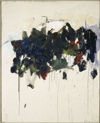 Joan Mitchell. Untitled