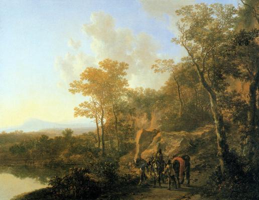 Ян Боз. Путешественники на краю леса