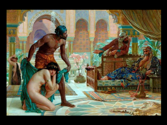 Эрнест Норман. Горький вкус рабства