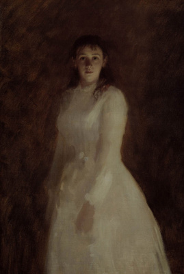 Ivan Nikolayevich Kramskoy. Female portrait