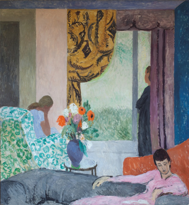 Vanessa Bell. Another room