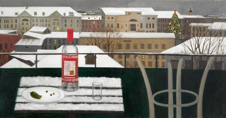 """Valeria Konstantinovna Isyak. """"Russian holidays"""""""