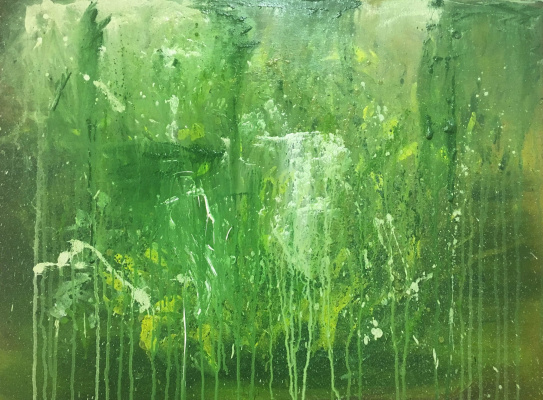 Sofiya Stolovitskaya. Painting 6