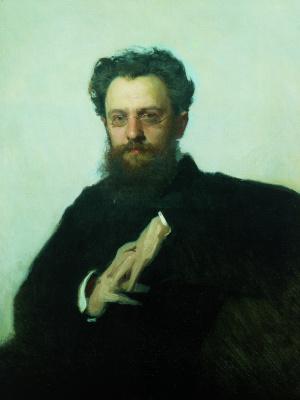 Ivan Nikolayevich Kramskoy. Portrait Of Adrian Viktorovich Prakhov
