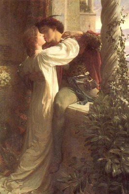 Thomas Francis Dixie. Romeo and Juliet
