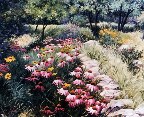 Лис Парадис. Большой сад