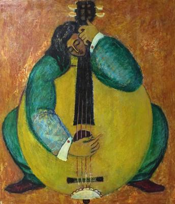 Rostislav Nikolaevich Ivanov. A sad song