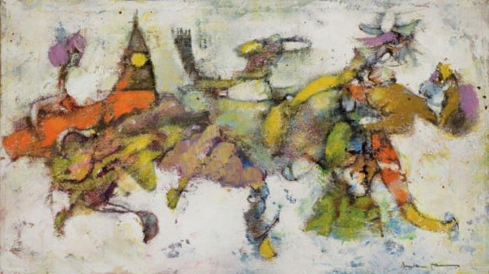 Dorothea Tanning. Carnival