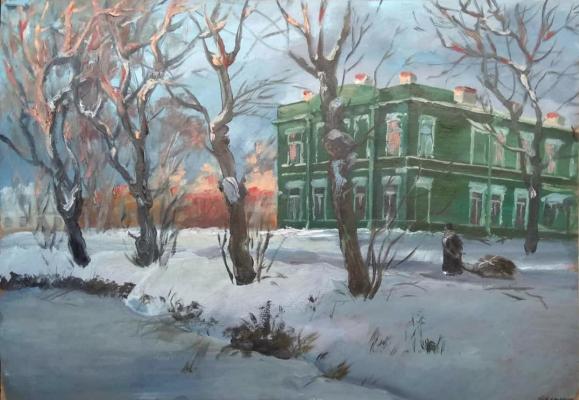 Кристина Щекина. Casin House
