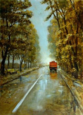 Alexander Ivanovich Kravtsov. X Boulevard