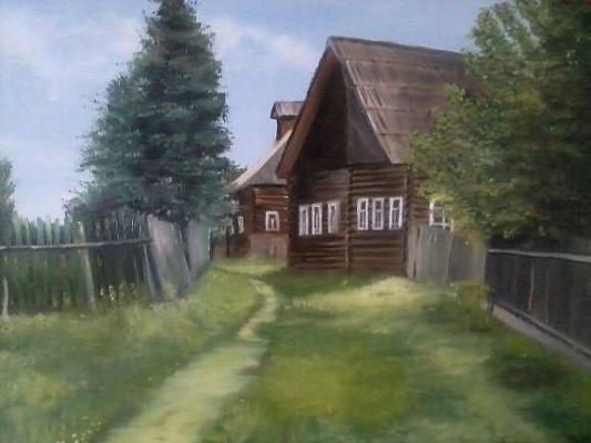 Вадим Маслов. Лето в деревне