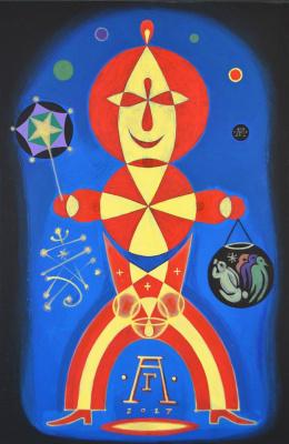 Alexander Hermesov. Sunny magician