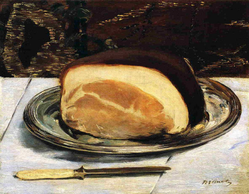 Edouard Manet. Ham