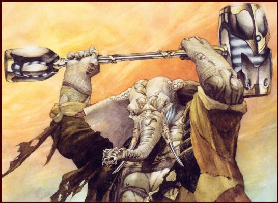 Локсодонский боевой молот