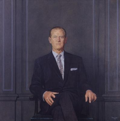 Брайан Орган. Принц Филипп, герцог Эдинбургский