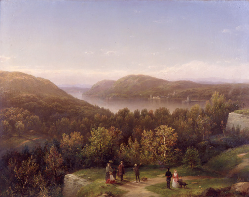 Hudson Valley from Fort Putnam, West Point