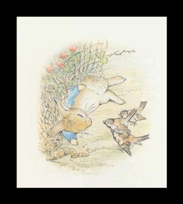 Бенджамин и Кролик Питер Банни. Сказка о кролике Питере 28