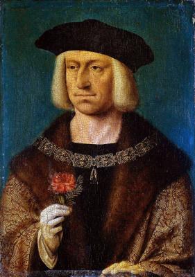Йос ван Клеве. Максимилиан I
