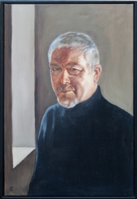 Vladimir Tsyskin. Self-portrait