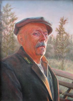 Вячеслав Юрьевич Шайнуров. Grandfather
