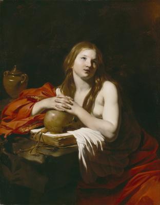 Nikolo Reniery. The Repentant Magdalene