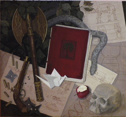 Natalya Liang. Anatomy of Evil. The fruits of knowledge.