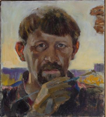 Анатолий Георгиевич Филимонов. Self-portrait
