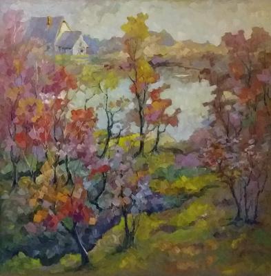 Valentin Nikolaevich Sudnitsyn. Autumn