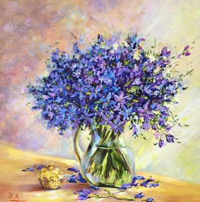 Диана Владимировна Маливани. Forest Flowers