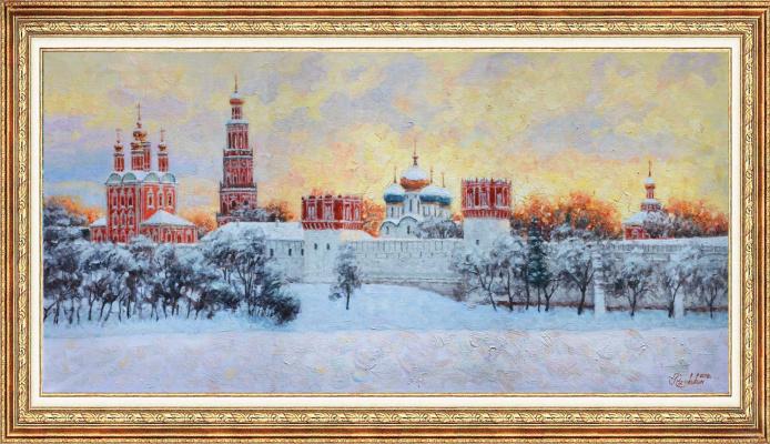 Igor Razzhivin. Enchantress winter!