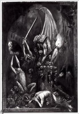 Мордхеим. Книга и меч