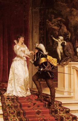 Frederick Soulacroix. Kiss Beau