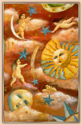 Стивен Макки. Солнце, звезды и луна