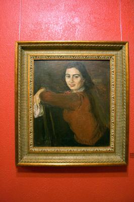 Portrait Of Nina Grachevy
