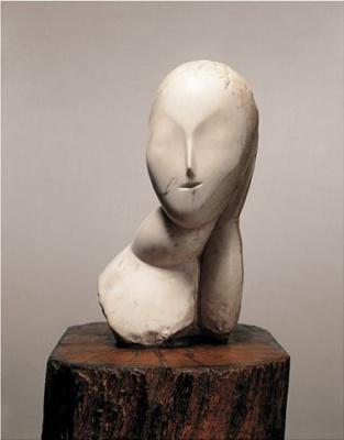 Constantine Brancusi. Muse.