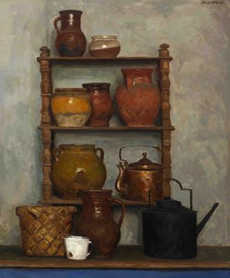 Heliy Mikhailovich Korzhev. Shelf