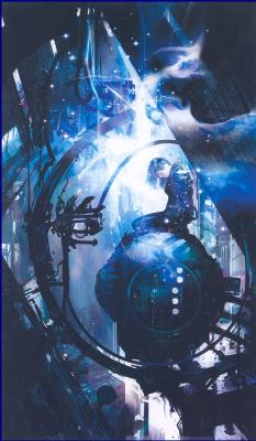 Стефан Крикет Мартинер. Космическое пространство