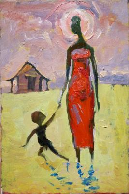 Андрей Шевчук. Африка