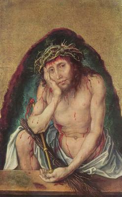 Albrecht Durer. Ecce Homo