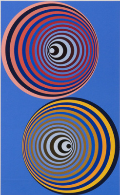 Victor Vasarely. Space