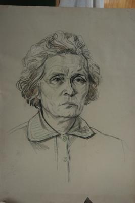 Николай Петрович Рябов. Портрет