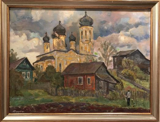 Andrey Andreevich Tutunov. Provinces. Sacra.