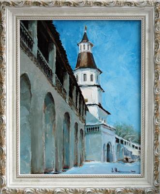 New Jerusalem. Elizavetinskaya tower