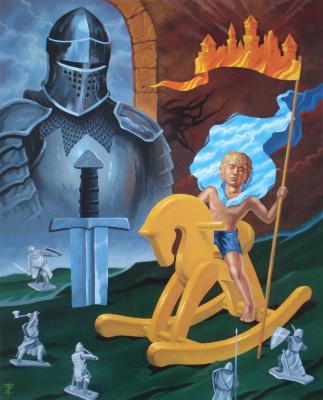 Дмитрий Траенович. Маленький рыцарь