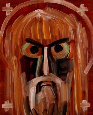 Alexander Ocher Kandinsky-DAE. The Apostle Peter