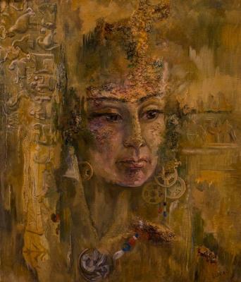 Suray Muradovna Akmuradova. A woman from Margush