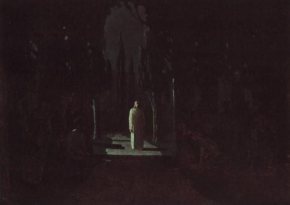 Архип Иванович Куинджи. Христос в Гефсиманском саду
